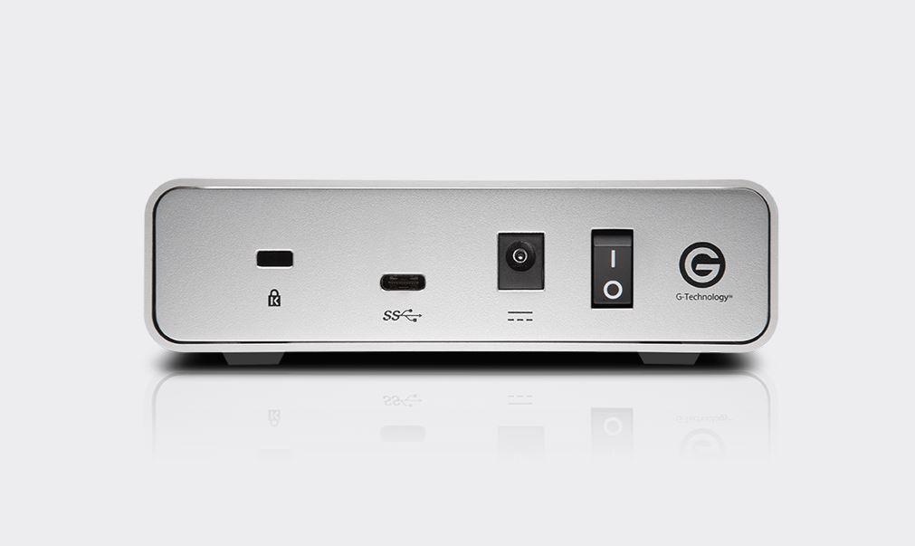 G-DRIVE USB-C 04