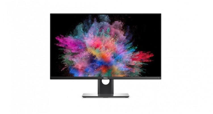 応答速度0.1ms!!Dellが4K解像度・30インチの有機ELディスプレイ「UP3017Q」を北米で発売!
