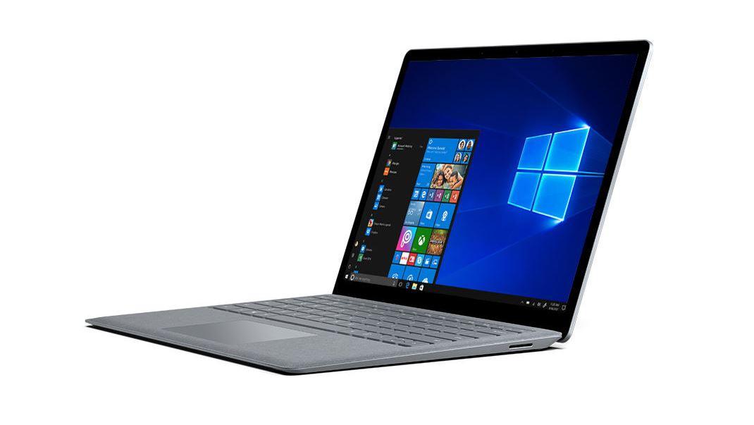 Surface Laptop 01