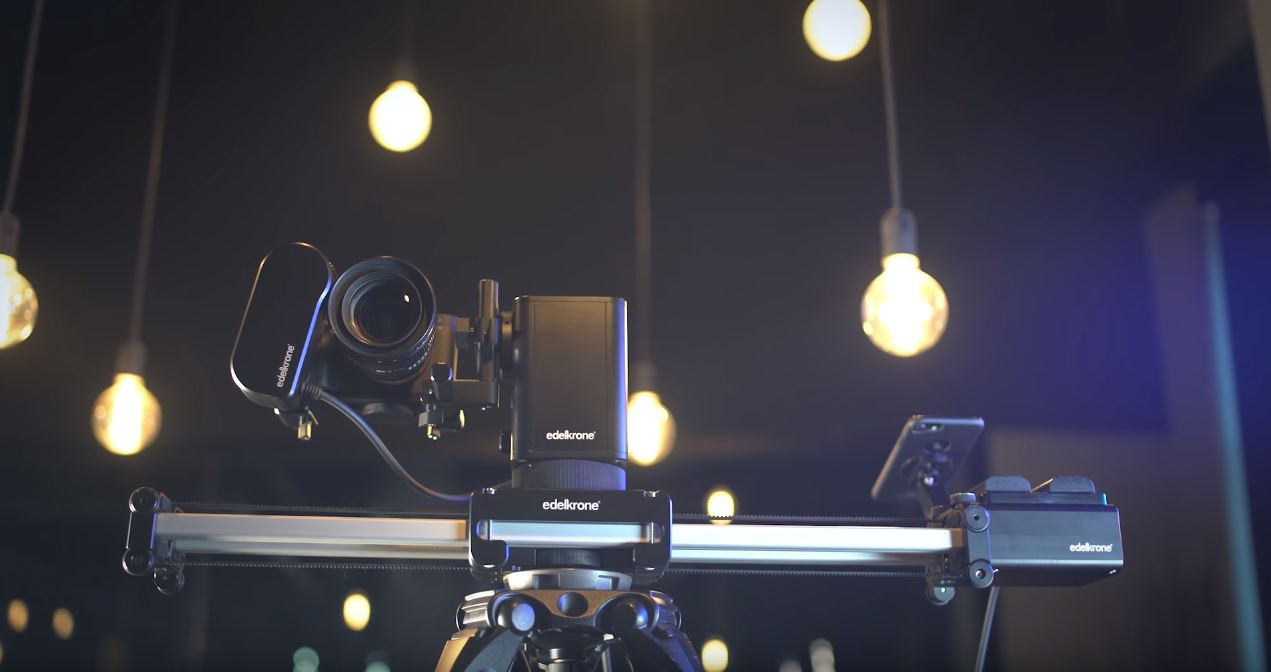 edelkrone SliderPLUS X & Motion Kit 01