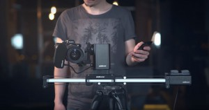 edelkrone SliderPLUS X & Motion Kit 03