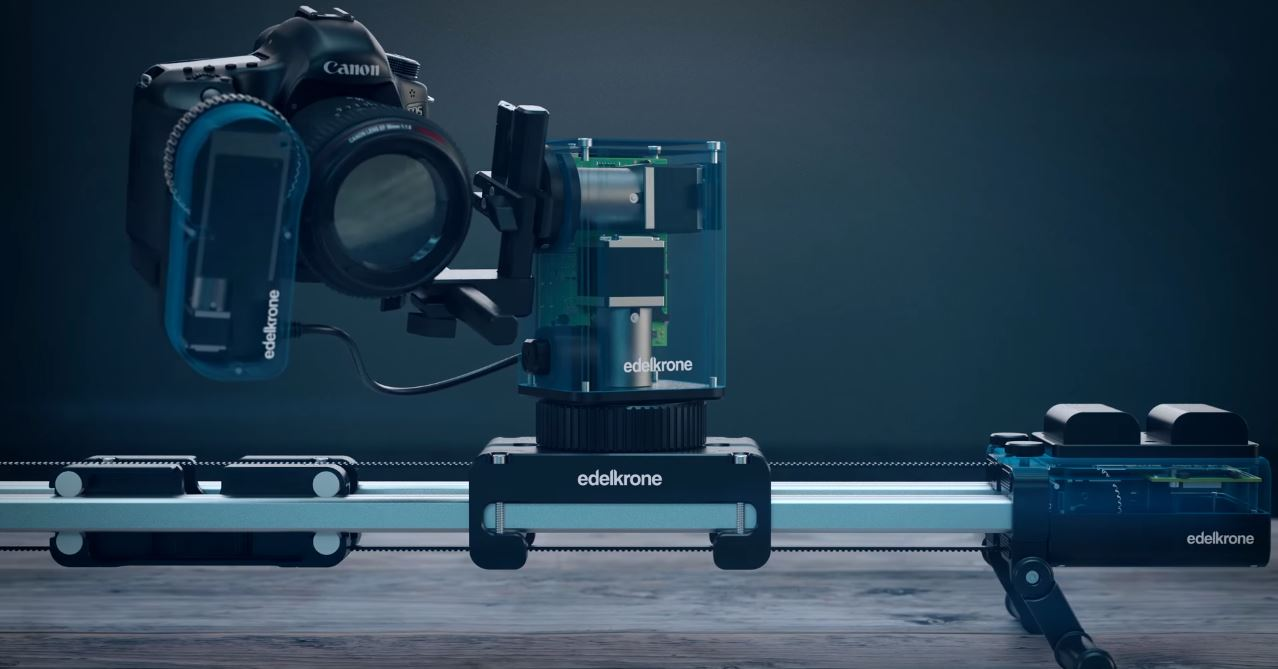 edelkrone SliderPLUS X & Motion Kit 06