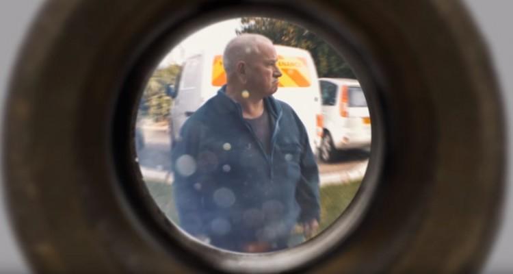 ドアののぞき穴をAfter Effectsで再現するチュートリアル!