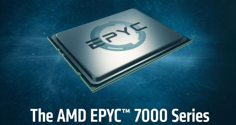 最大32C・64T。Xeonを47%上回るモデルも!AMDがサーバー用途CPU「EPYC 7000」シリーズを発表!