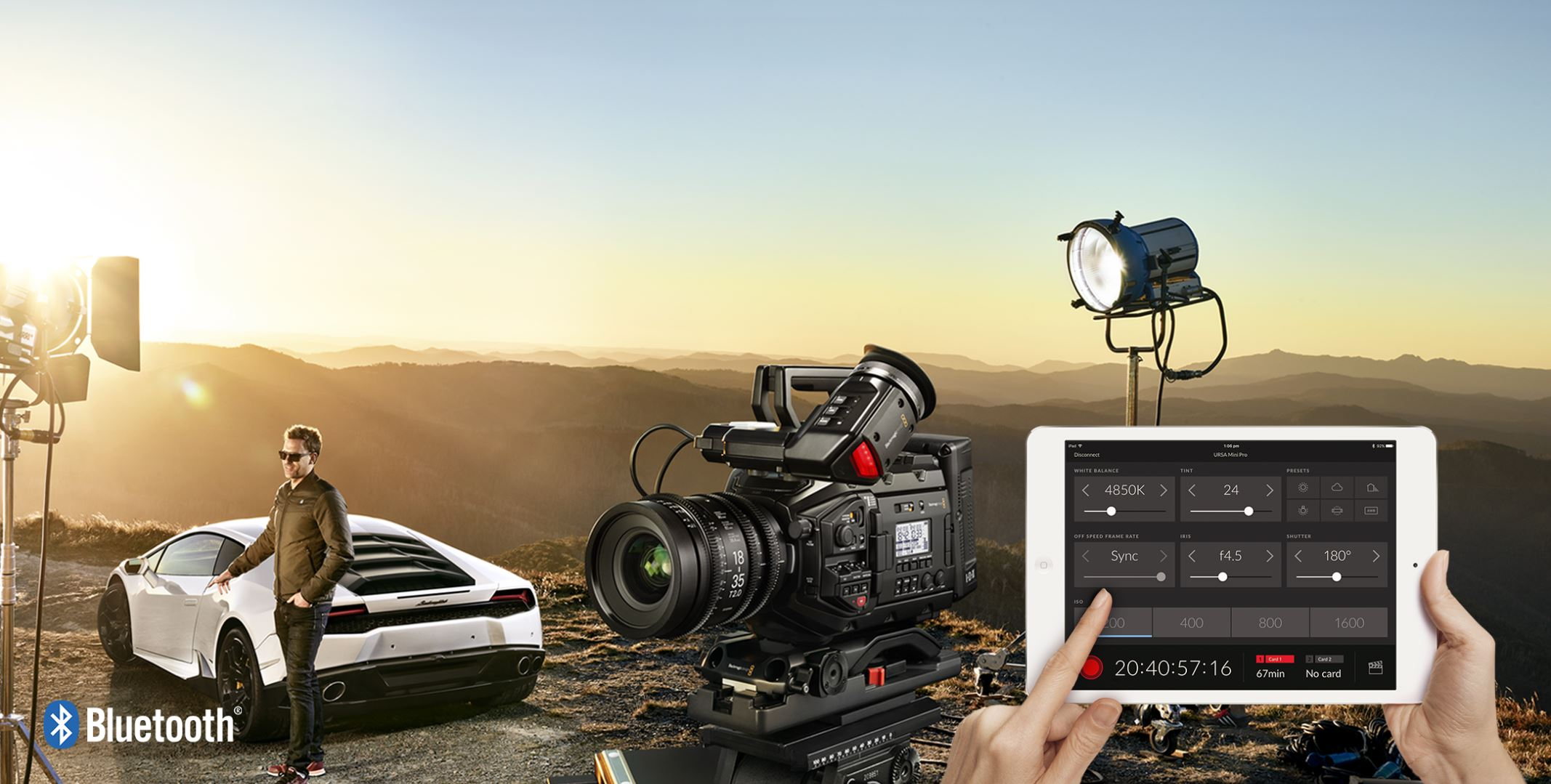 Blackmagic Camera Control 01
