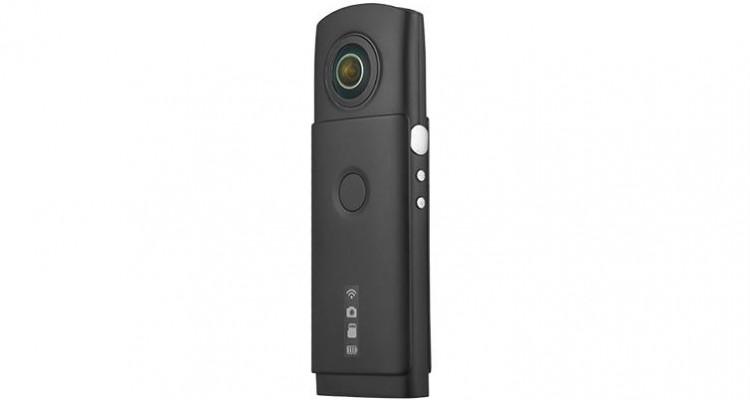 7K写真、3K動画、ライブストリーミングが出来て109ドル!360度カメラ「VRDL360」がクラウドファンディングに登場!