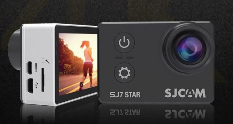 高コストパフォーマンス!SJCAMの4Kアクションカメラ「SJ7 Star」がDISCOVERで発売!
