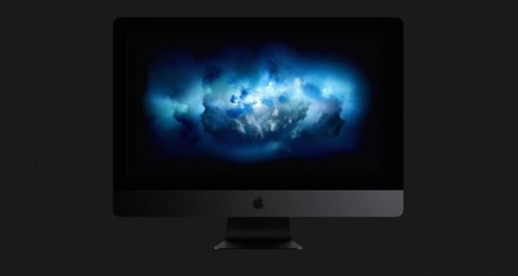 Xeon搭載、最大18コア!Appleが新たな一体型デスクトップ「iMac Pro」を発表!