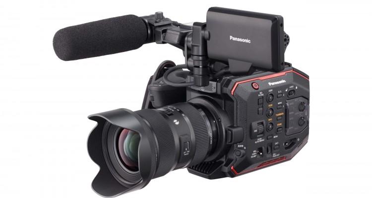 5.7Kセンサー、1.2kgとコンパクト!Panasonicがシネマカメラの新製品「AU-EVA1」を発表!