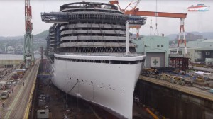 AIDAprima Cruise Ship