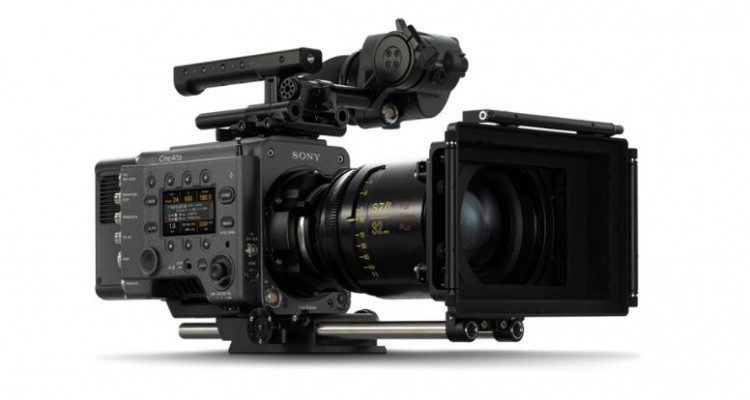 6K/RAW撮影!ソニーがシネマカメラの最上位機種「CineAlta VENICE」を発表!