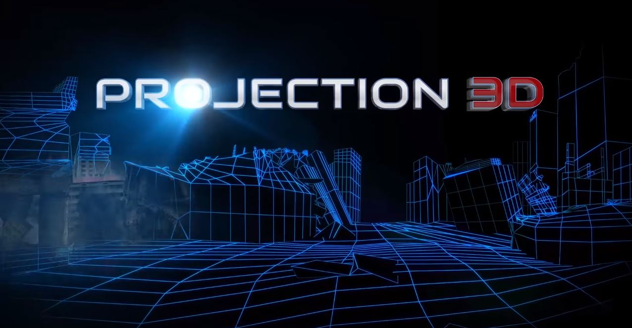 Projection 3D 01