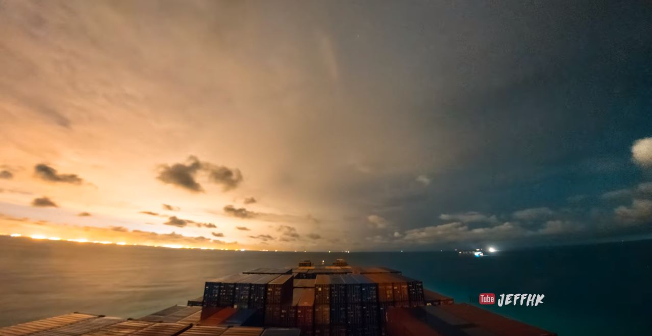 Timelapse at Sea 03