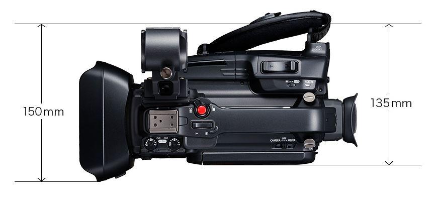canon XF405/XF400 03