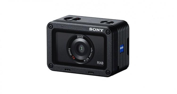 防水、頑丈、小さい!SONYがデジタルスチルカメラ「DSC-RX0」を発表!