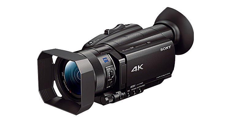 4K・高性能AFで美しく撮る!ソニーから4Kハンディカム「FDR-AX700」が登場!