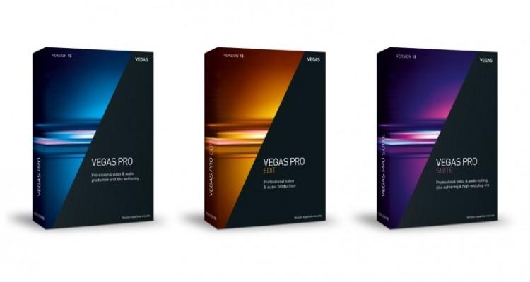映像制作ソフトの最新版「VEGAS Pro 15」が初日から驚愕の85%オフ! 9月30日まで!