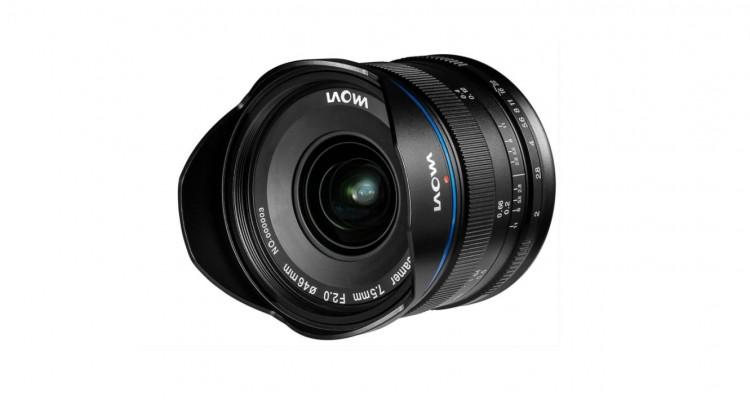 35mmセンサーに換算すると15mm相当!Laowaからマイクロフォーサーズ用の超広角レンズ「7.5mm f/2 MFT」が登場!
