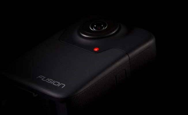 GoProの360度カメラ「Fusion」の姿が公開!!