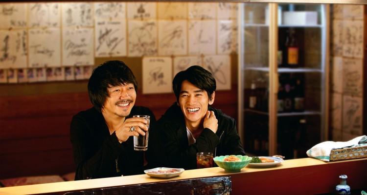 テレビ東京の新作ドラマ「居酒屋ふじ」でBlackmagic DesignのURSA Mini 4.6K、DaVinci Resplve等を使用
