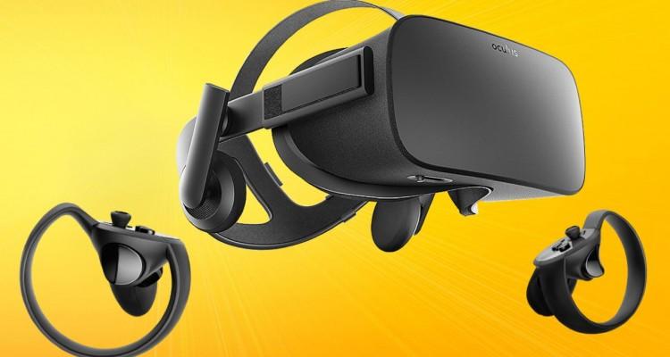 大幅割引!!VRヘッドセット「Oculus Rift」が期間限定の値下げで只今5万円です!