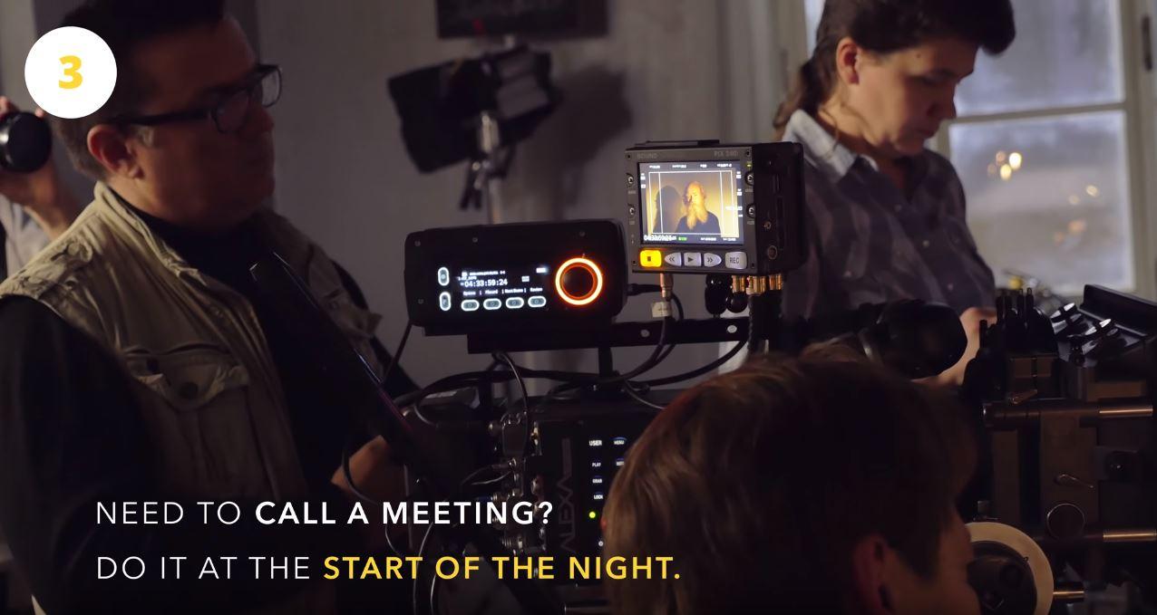 Shooting at Night 03