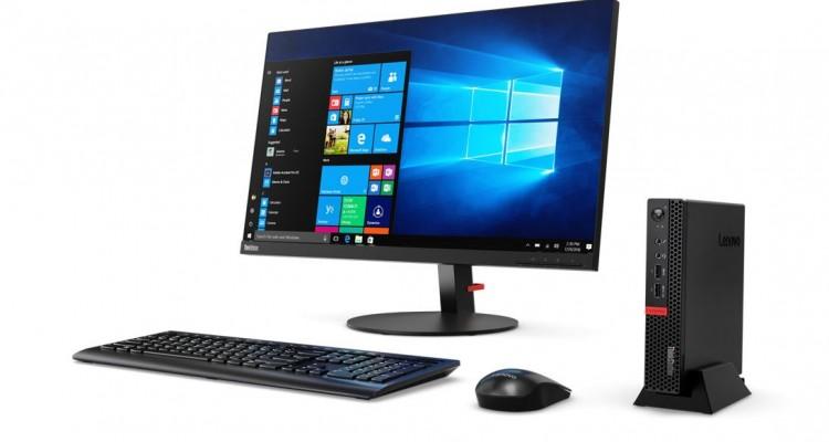 たった1リットルサイズ!Lenovoから小型ワークステーション「ThinkStation P320 Tiny」が登場!