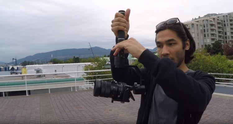 撮影者・被写体の2つの視点で分かりやすい!ジンバルテクニック動画!