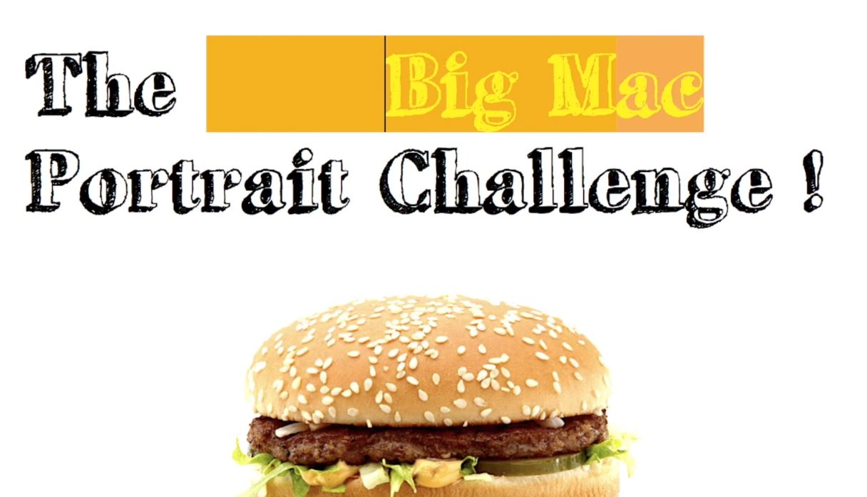 Big Mac Portrait 01