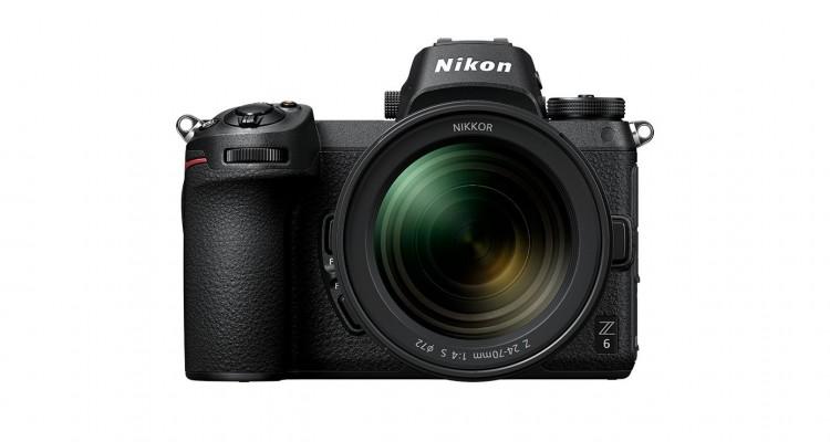 Nikonからオールラウンドなフルサイズミラーレス機「Z6」登場!