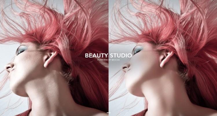 シワや毛穴などを自動除去!スキンレタッチプラグイン「Beauty Studio Filter」!