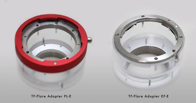 意図的にフレア効果を出すレンズアダプター「TF-Flare Adapter」!