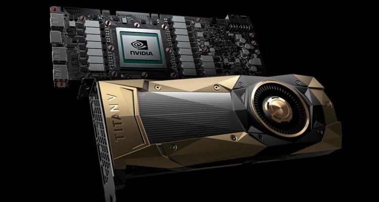映像出力有るけどディープラーニング向けの、超弩級グラボ「NVIDIA TITAN V」