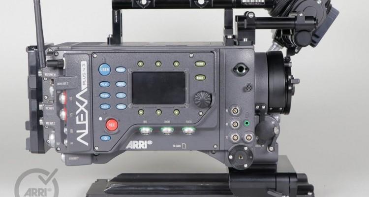 メンテナンス済み・保証付き!ARRIが公式で中古シネマカメラを取り扱います!