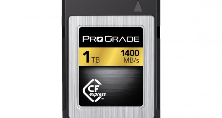 毎秒2GBでの転送!CFAがメモリーカードの新規格「CFexpress 1.0」の仕様を発表
