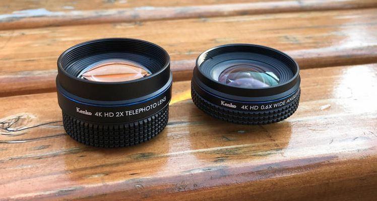 高性能・デュアルカメラにも対応!ケンコー・トキナーからスマホ用レンズ2種類が登場!