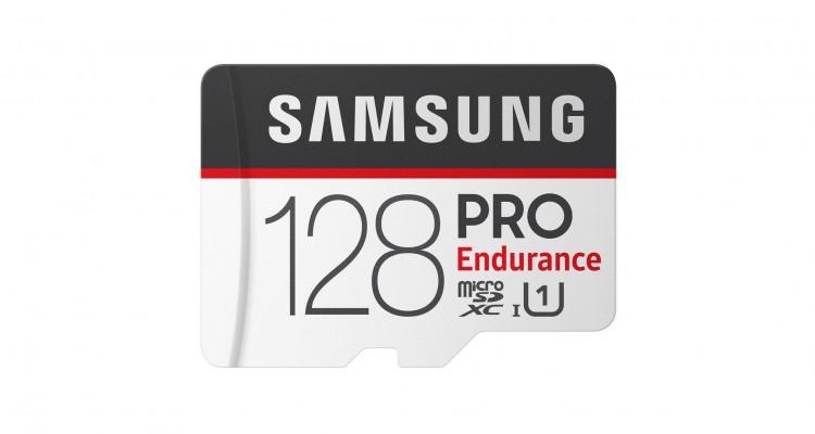 防磁・防水・耐高低温!Samsungから長時間録画向けの高耐久microSDカードが登場!