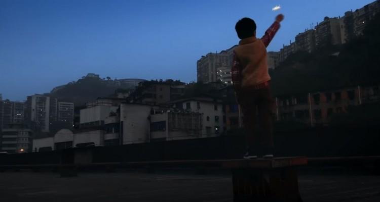 iPhone Xで撮影された短編映画「Three Minutes」