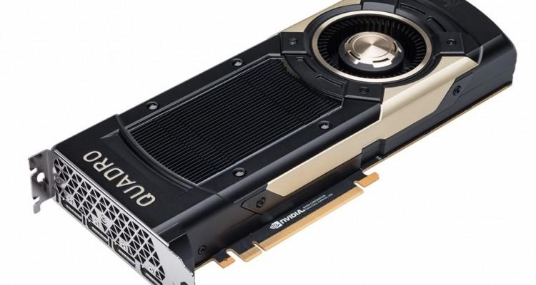 5120コア!NVIDIAから最新のVoltaアーキテクチャGPU「Quadro GV100」が登場!