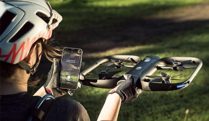 13個のカメラで周囲を認識。4K撮影できる完全自立型ドローン「Skydio R1」!