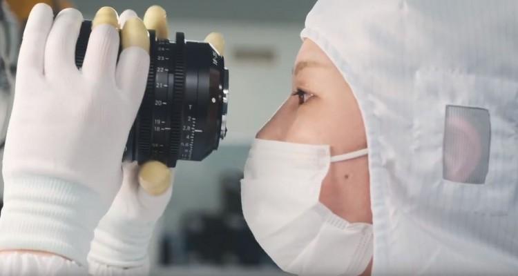 高性能レンズの組み立て風景。シグマの会津工場見学動画!