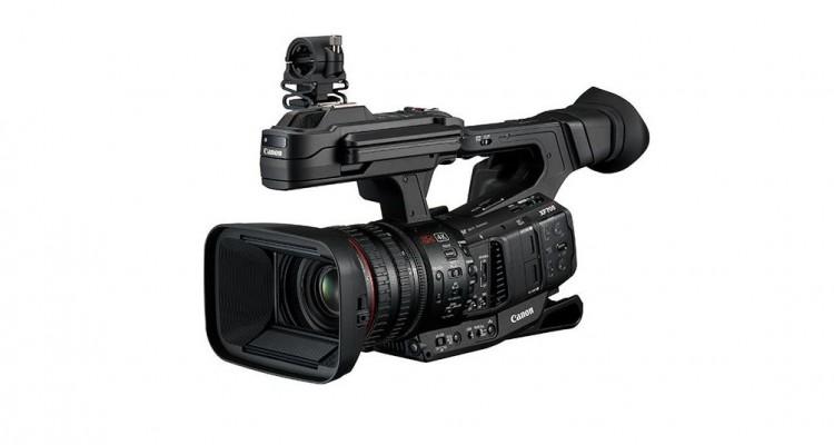 4K/60P/HDR/10bit!Canonから業務用カメラ「XF705」が登場!