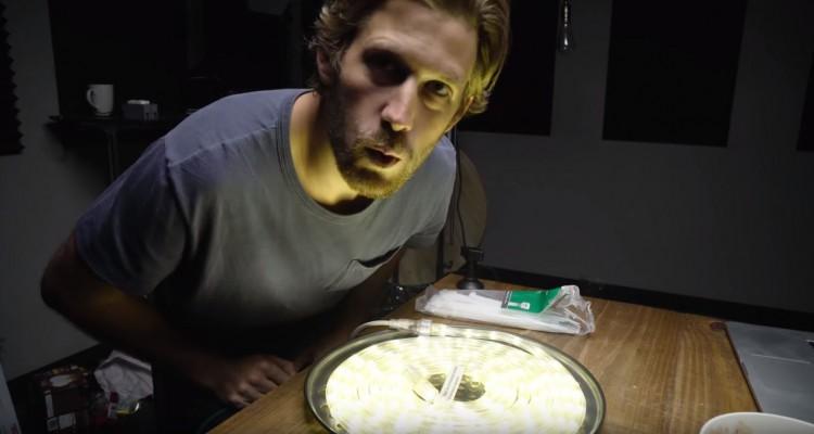 リーズナブルでいて便利!DIYで照明を作る!