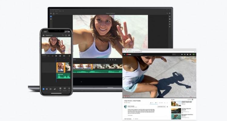 マルチプラットフォーム&簡単操作!Adobeから新たな動画編集ソフト「Premiere Rush」が登場!